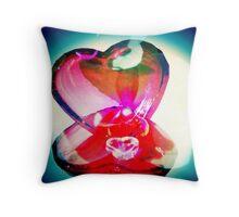 HeartsOnFire_7901 Throw Pillow