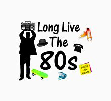 Long Live The 80s Culture Unisex T-Shirt