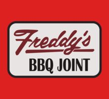 House of Cards Freddy's BBQ Joint by Brantoe
