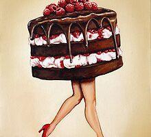 Cake Walk by KellyGilleran