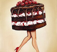 Cake Walk by Kelly  Gilleran