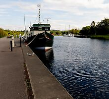 The Caledonian Canal by Stephen Smith