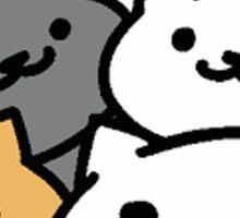 Neko Atsume (Kitty Collector) Sticker Sticker