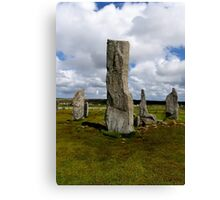 Callanish Stone Circle Canvas Print