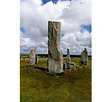 Callanish Stone Circle Photographic Print