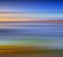 Clachan Sands - Abstract by English Landscape Prints