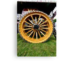 Big Wheels Canvas Print