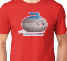 Cute  Curling Stone Unisex T-Shirt