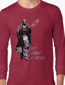 Omar Little Long Sleeve T-Shirt