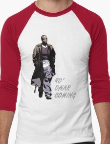 Omar Little Men's Baseball ¾ T-Shirt