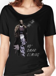 Omar Little Women's Relaxed Fit T-Shirt