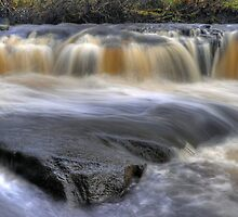 Wainwath Force by English Landscape Prints