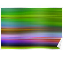 Grasmere - Abstract Poster