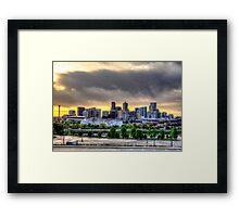 Downtown Denver 2 Framed Print