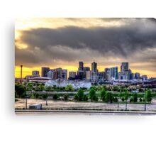 Downtown Denver 2 Canvas Print