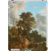 Landscape painting  iPad Case/Skin