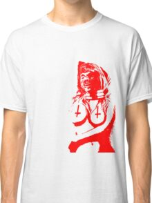 Evil Undead 1 - RED  Classic T-Shirt