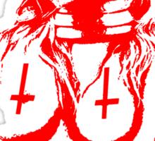 Evil Undead 1 - RED  Sticker