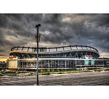 Sports Authority Stadium 2 Photographic Print