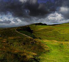 Northumberland National Park by English Landscape Prints