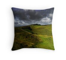 Northumberland National Park Throw Pillow