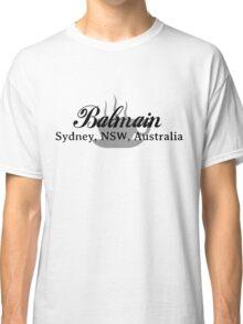 Balmain Coffee Classic T-Shirt