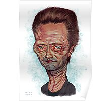Christopher Walken Poster