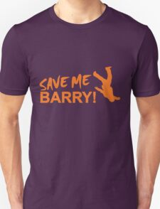 Save Me Barry! Unisex T-Shirt