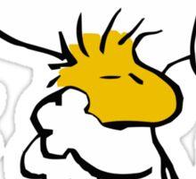 Snoopy 2 Sticker