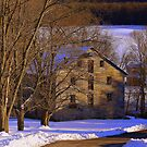 The Old Grist Mill by Mike Griffiths