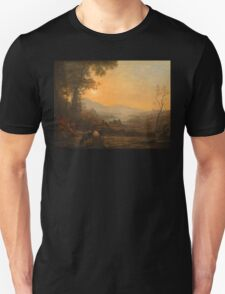 Sunset Landscape T-Shirt