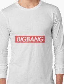 BIGBANG Supreme  Long Sleeve T-Shirt