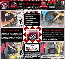 Tyres Newcastle by newcastletyres