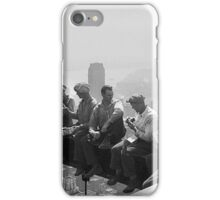 workers iPhone Case/Skin