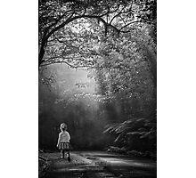 Foggy Morning Photographic Print