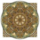 Angels in your Garden Mandala by haymelter