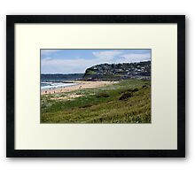 Merewether - Suburb By The Sea Framed Print