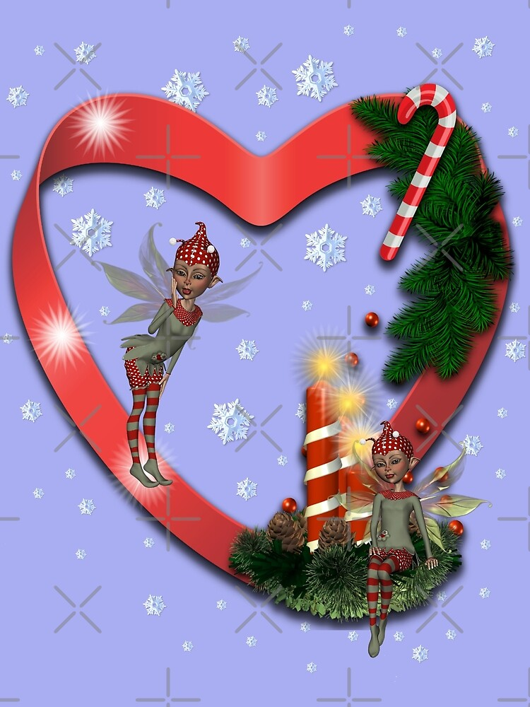 Christmas Heart  by LoneAngel