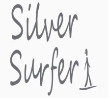 Silver surfer Kids Clothes