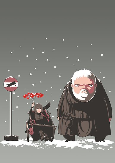 MY NEIGHBOR HODOR by Adams Pinto