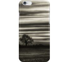 Lonely Sunset iPhone Case/Skin