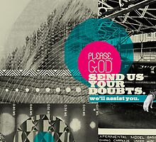 Please, God #1 (Series) by Carbono Canibal