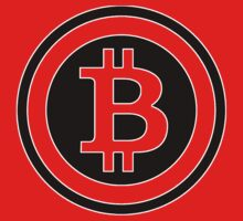 Bitcoin Logo. by SoftSocks