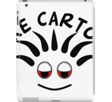 I like cartoon v1 iPad Case/Skin