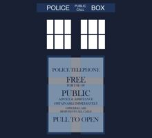 TARDIS Box by markusian