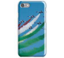 Italian Frecce Tricolori iPhone Case/Skin