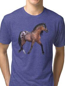 Appaloosa Stallion  Tri-blend T-Shirt