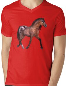 Appaloosa Stallion  Mens V-Neck T-Shirt