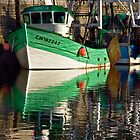 Colorful Trawlers by cclaude