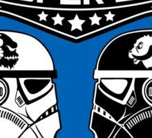 Trooper Bowl Sticker